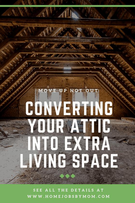 attic, attic space, boomerang kids, boomerang kids adult children, attic ideas