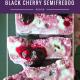 Black Cherry Semifreddo