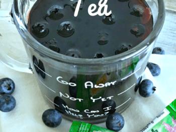 Blueberry Acai Tea