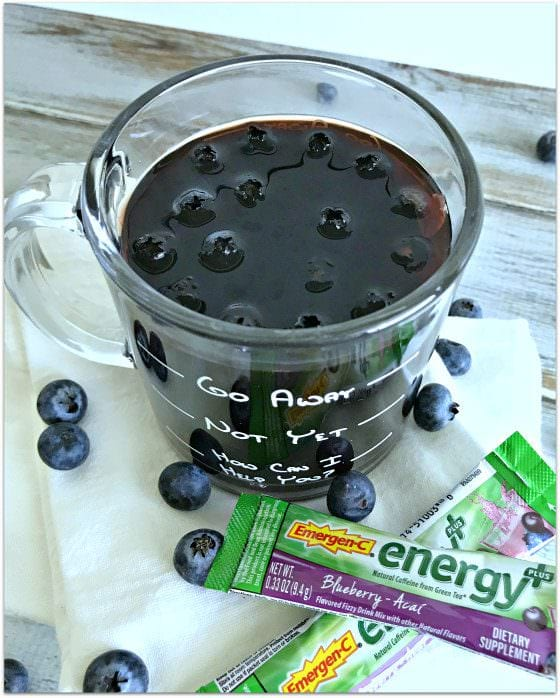 Blueberry Acai Tea