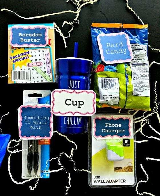DIY Caregiver Survival Kit