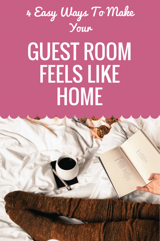 guest room ideas, guest room essentials, cozy guest room