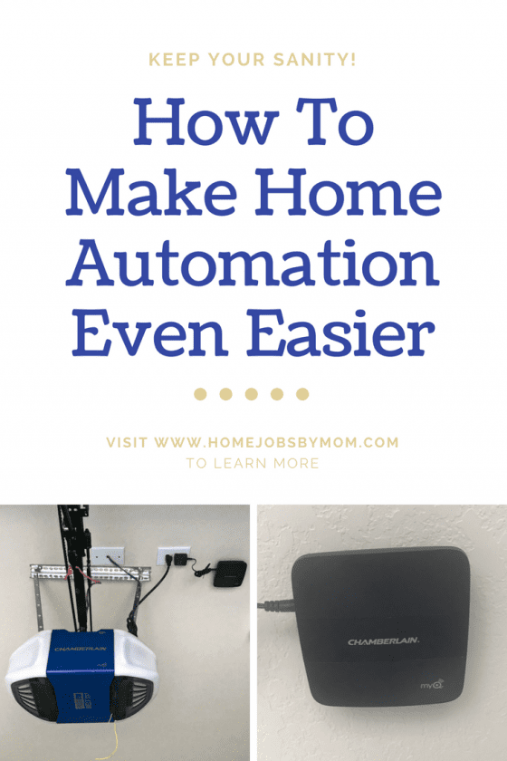 how to make home automation even easier home jobs by mom