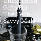 unexpected gifts for him, unexpected gifts for him boyfriends, tech savvy gifts for men, tech savvy gifts
