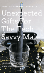 Unexpected Gifts For The Tech Savvy Male