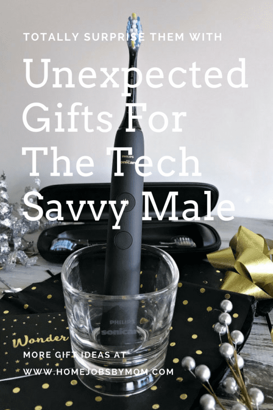 unexpected gifts for him, unexpected gifts for him boyfriends, tech savvy gifts for men, tech savvy gifts