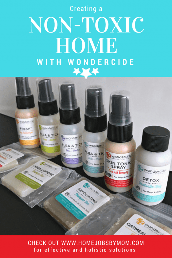 Creating a Non-Toxic Home With Wondercide (Plus a Giveaway! Ends 11/15)
