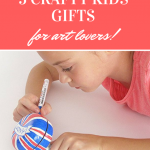 crafty gift ideas, crafty gifts, crafty gifts for christmas, crafty gifts for kids, art lovers