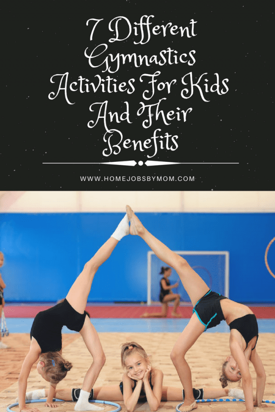 7 Different Gymnastics Activities For Kids And Their Benefits