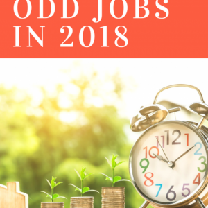odd jobs to make money, odd jobs ideas, odd jobs and working from home