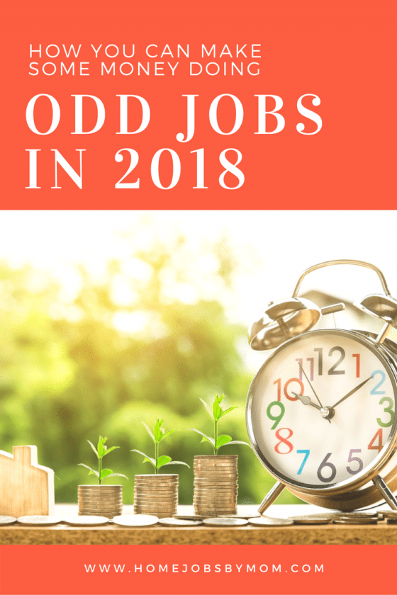 How You Can Make Some Money Doing Odd Jobs In 2018