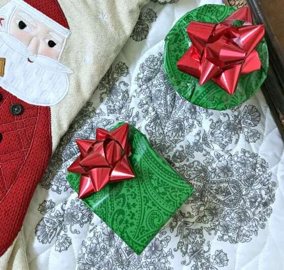 christmas stocking snacks