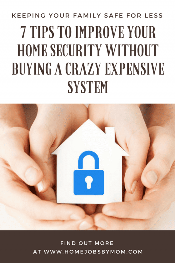 home security, improving home security, home security tips, home security & safety