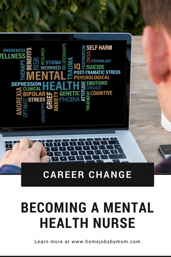CAREER CHANGE: BECOMING A MENTAL HEALTH NURSE