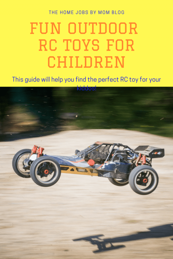 Fun Outdoor RC Toys For Children