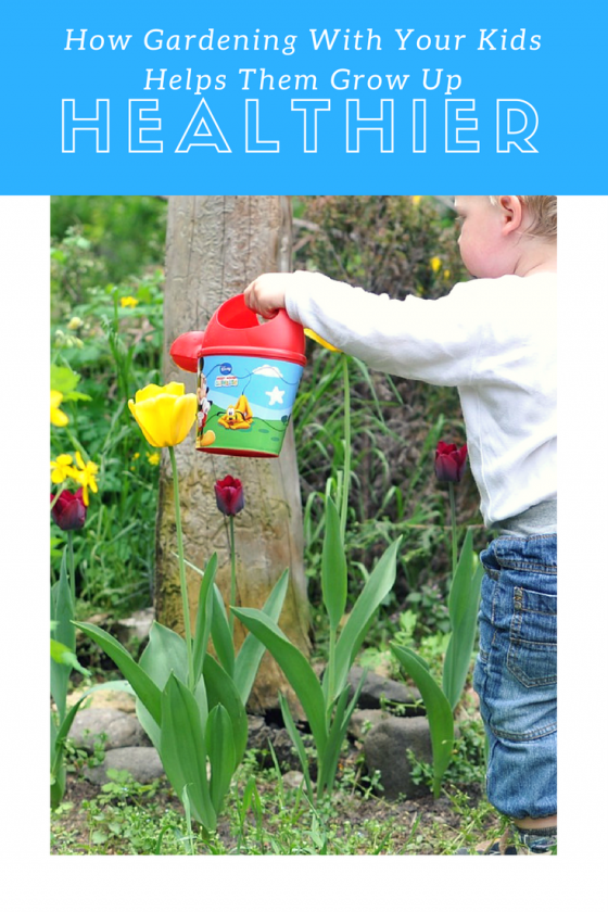 gardening with kids, kids gardening, kids gardening benefits