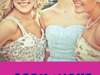prom, self-confidence, self-esteem, daughters, daughter, confidence tips, prom confidence, boost confidence, build confidence, prom stress, prom anxiety