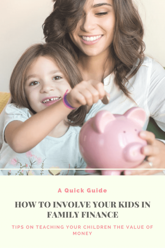kids, family finances, finances, kids and money, teaching kids about money