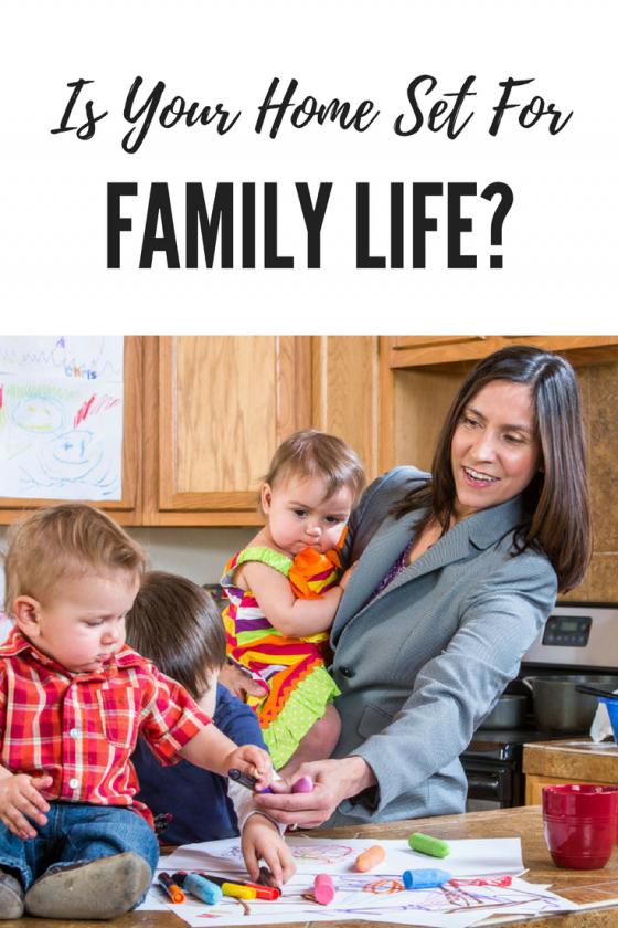family life, family