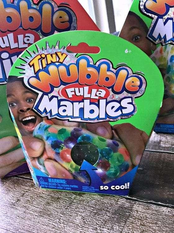wubble slime, wubble marbles, bordom busters, wubble