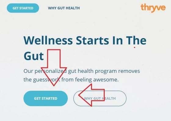 thryve, probiotics, personalized probiotiics