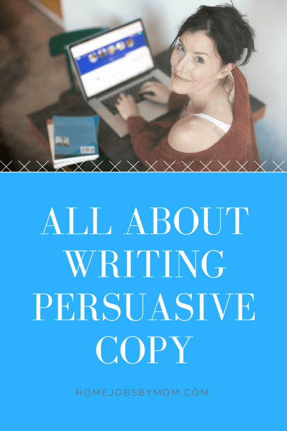 Writing Persuasive Copy, how to be persuasive, selling, marketing