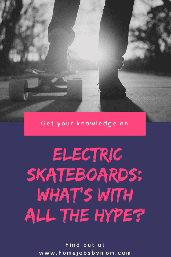 The Rise of an Electric Skateboard: What's with All the Hype?