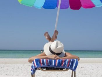 beach umbrellas, umbrella, sun protection, protecting yourself against the sun