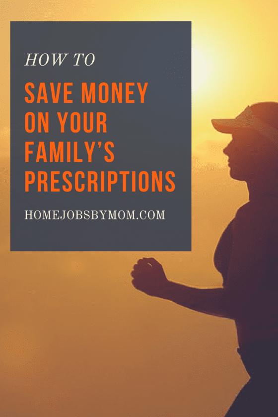 prescriptions, saving on prescriptions, make medicine cheaper