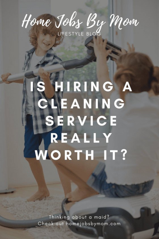 cleaning, cleaning service, using a cleaning service, maid