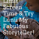 lunii, my fabulous storyteller, screen time