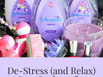 De-Stress (and Relax) Care Package for Moms on the Edge