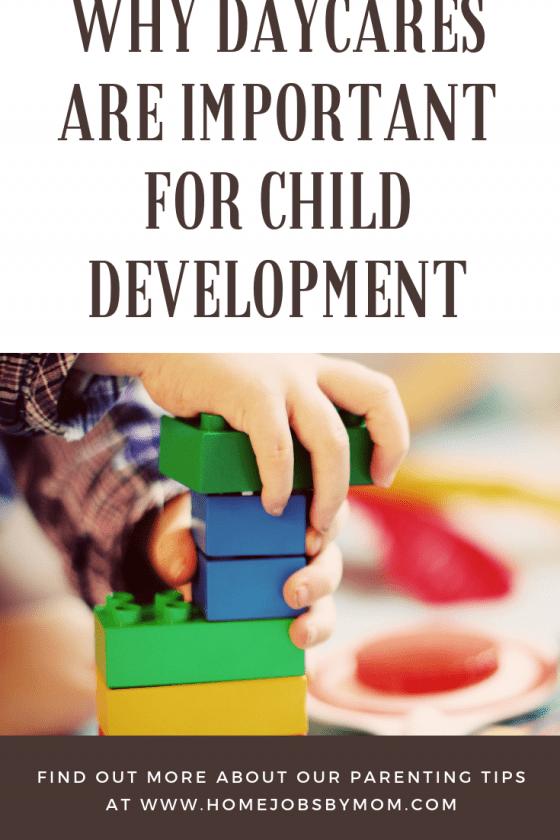 daycares, child development, benefits of daycare