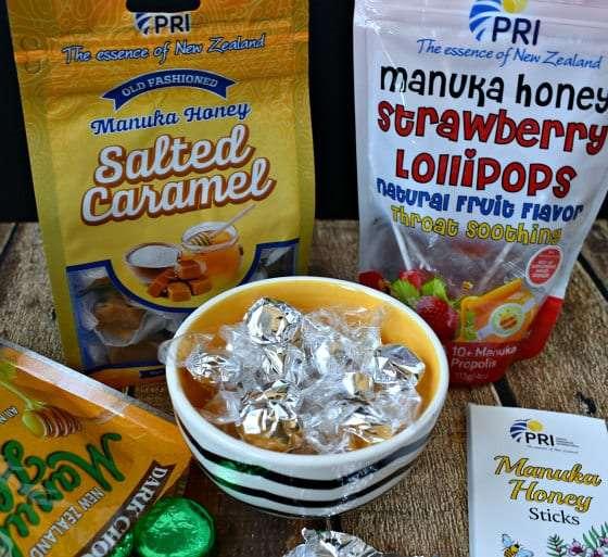 honey snacks