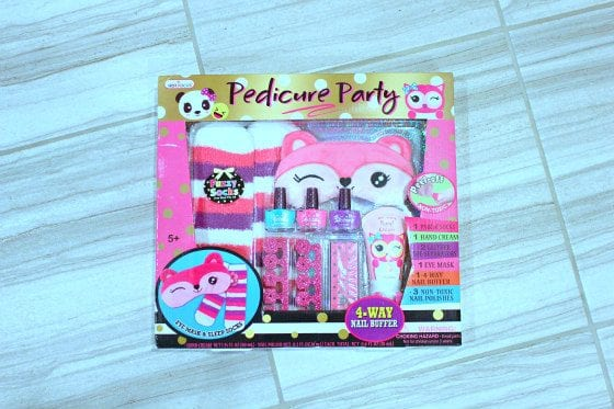 the girl with all the gifts, smitco pedicure party, smitco review