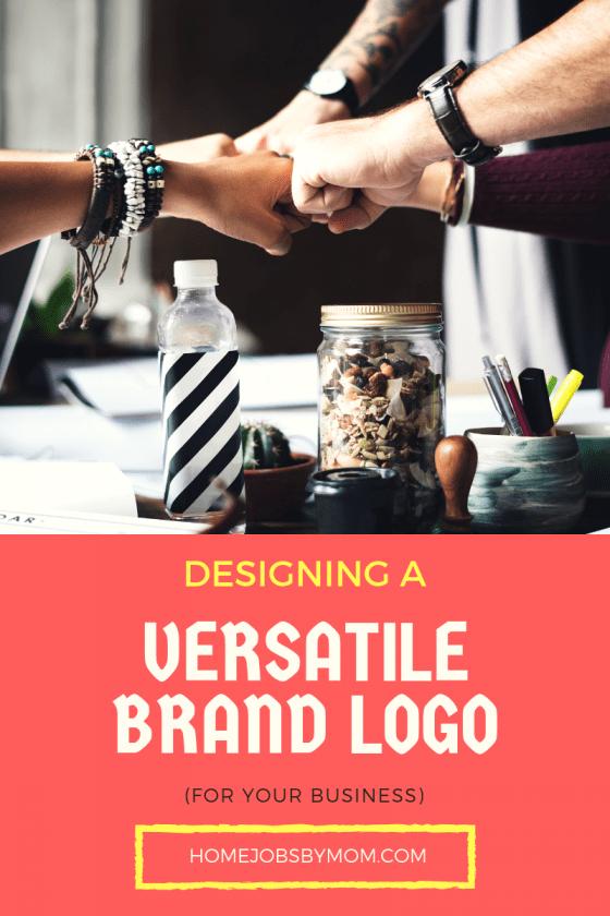 brand logo, designing a logo, versatile logos