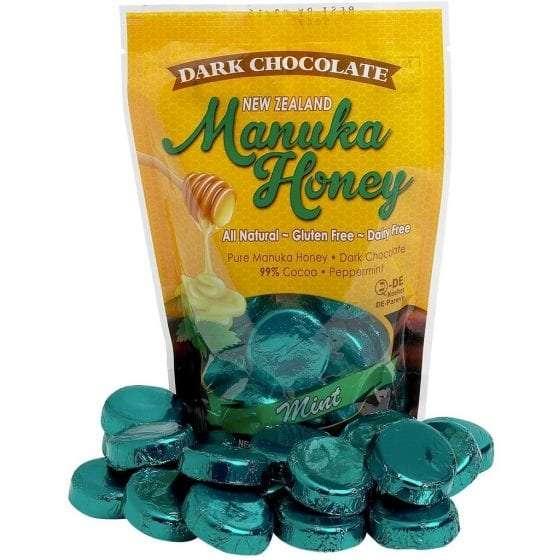 Manuka Honey Dark Chocolates, honey snacks
