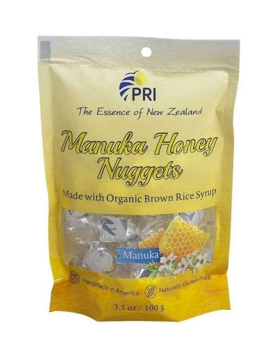 Manuka Honey Nuggets, honey snacks