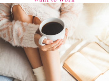creating a workspace you want to work in