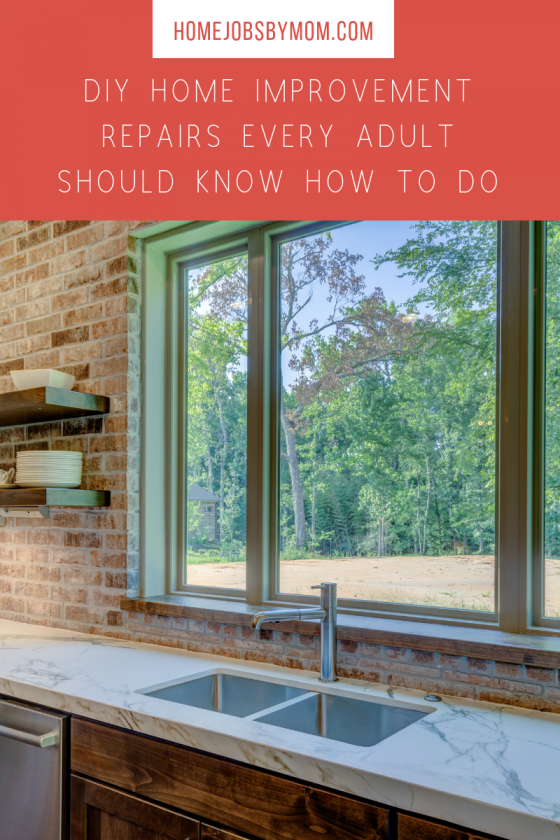 DIY Home Improvement Repairs Every Adult Should Know How To Do