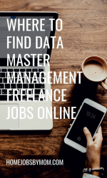 Where to Find Data Master Management Freelance Jobs Online