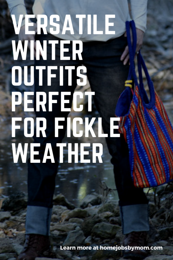 Versatile Winter Outfits Perfect For Fickle Weather
