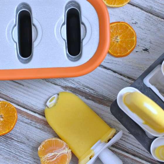 Quick & Easy Creamy Orange Popsicle Recipe