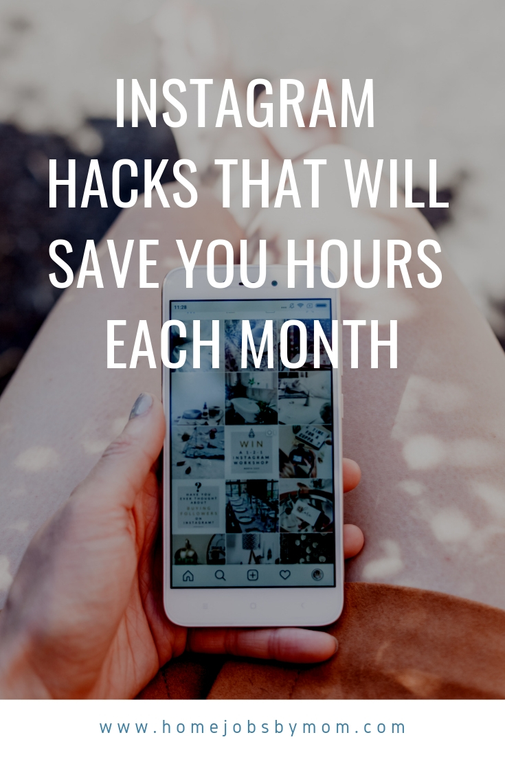 Instagram Hacks That Will Save You Hours Each Month