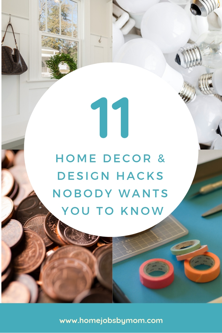 11 Home Decor and Design Hacks Nobody Wants You to Know