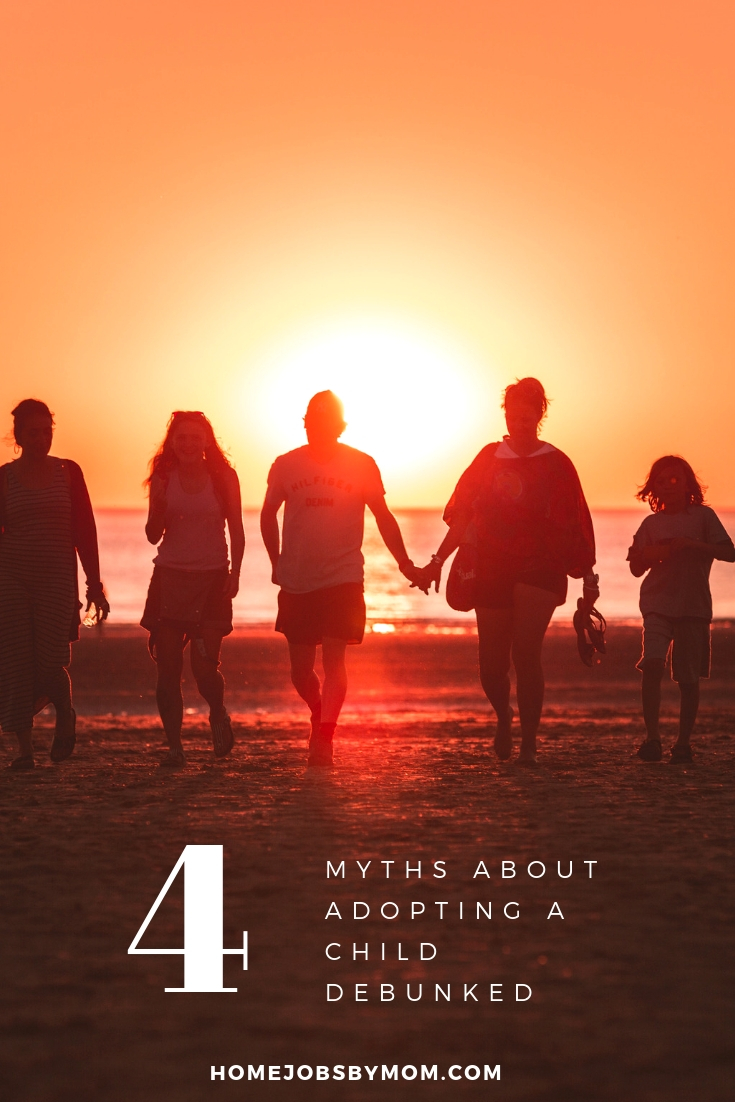 Myths About Adopting a Child Debunked