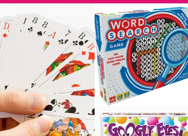 Fun Games for Family Game Night