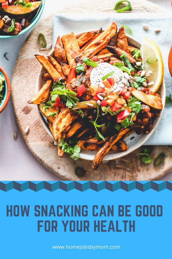 How Snacking Can Be Good for Your Health