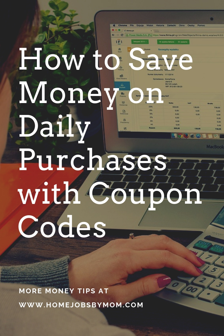 How to Save Money on Daily Purchases with Coupon Codes