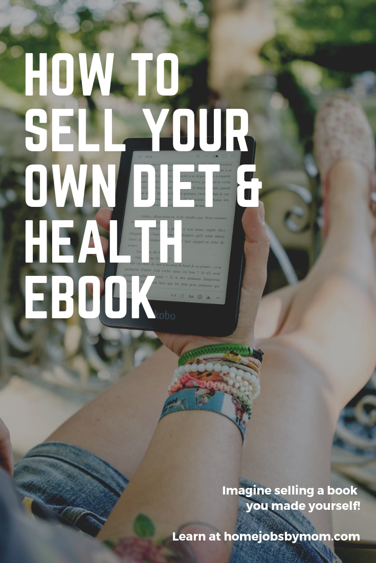 How to Sell Your Own Diet & Health eBook